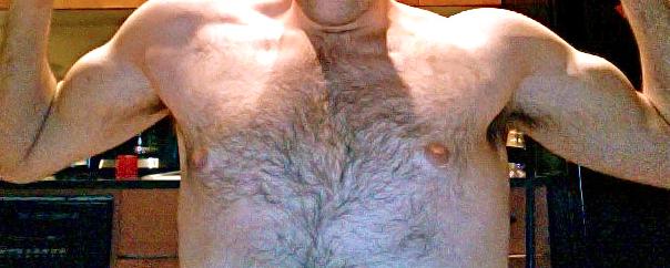 King Chest Hair Revealed